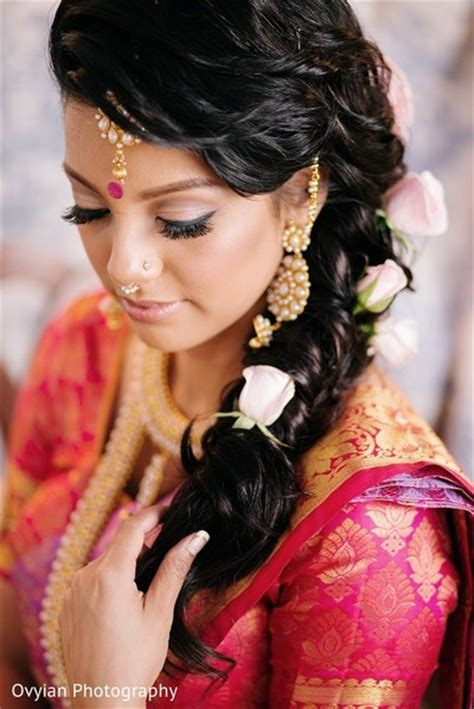 June Wedding Hairstyles by Indian Bridal Reception Hairstyles 2013 Www Imgkid