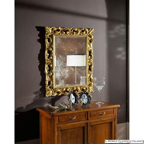 cornice stile barocco specchio stile barocco