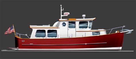 livable tug boats for sale chesapeake marine design trailer trawler 28 craft a craft