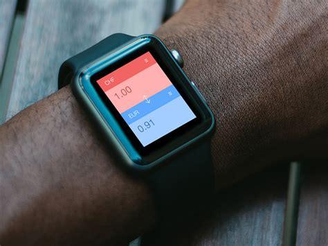 design app smartwatch 20 wrist worthy smartwatch ui redesigns hongkiat