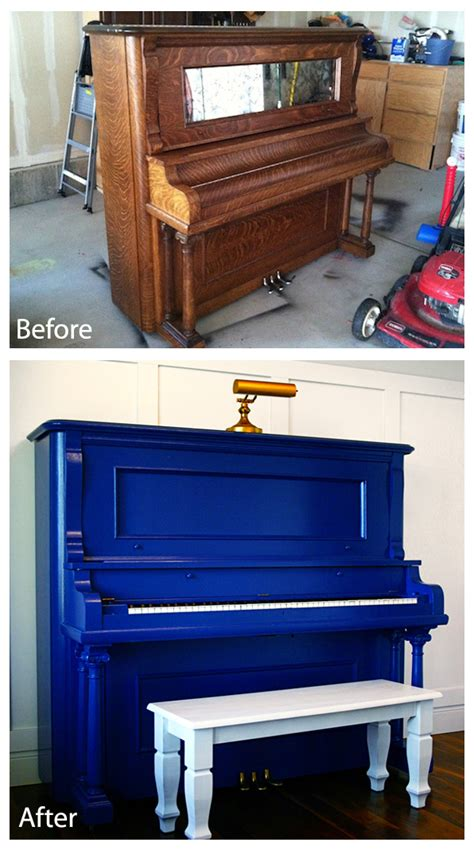 how to paint a piano mcarthur homes