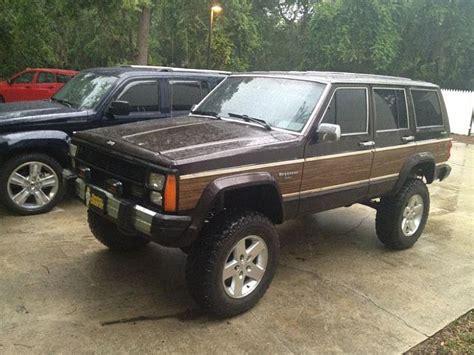1989 jeep wagoneer limited 1989 jeep wagoneer limited for sale