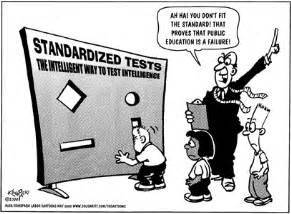 Thoughts on teaching from a wannabe teacher standardized tests and