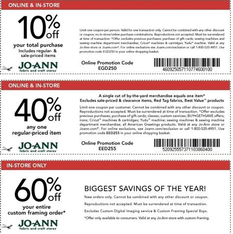 printable joann fabric coupons 2015 joann coupon printable freepsychiclovereadings com
