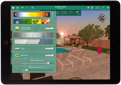 home design 3d ios free quot home design 3d outdoor garden quot app now available