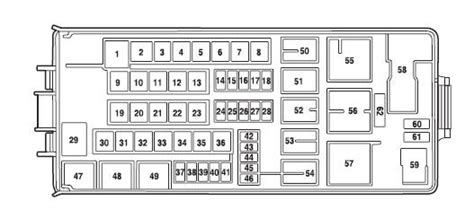 solved need fuse panel diagram 2004 ford explorer fuse panel wiring diagram and