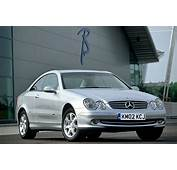 Mercedes Benz CLK Coup&233 Review 2002  2009 Parkers