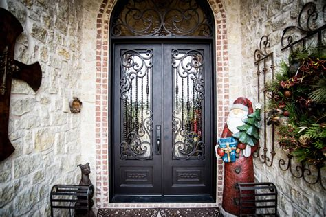 Exterior Doors Dallas Custom Iron Doors Dallas Tx Design Installation Dallas Door