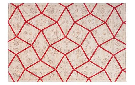 interrupt design pattern 3rings double layer rugs by marcantonio raimondi malerba