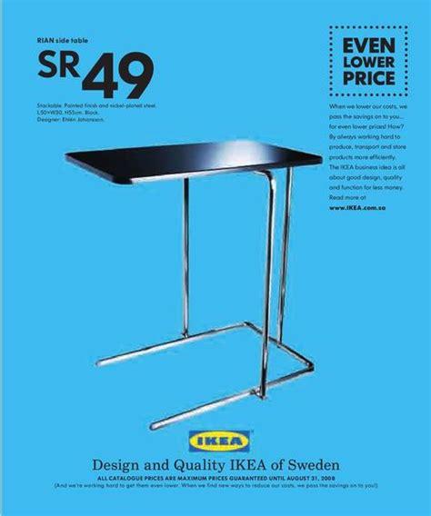 tv tray tables ikea ikea rian table