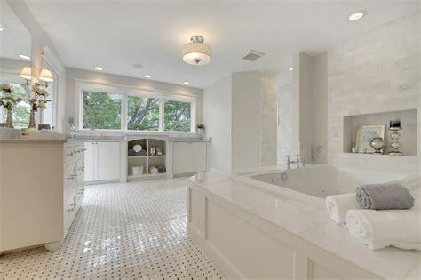 bathtub niche bathtub niche transitional bathroom divine custom homes