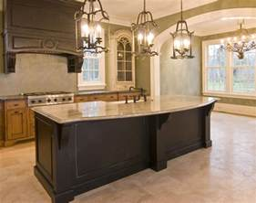 Custom Kitchen Islands by 77 Custom Kitchen Island Ideas Beautiful Designs