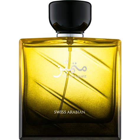 Parfum Swiss Arabian swiss arabian mutamayez eau de parfum for 100 ml