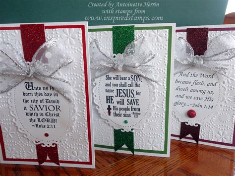 inspired sts the blog how to make your own christmas cards in sets