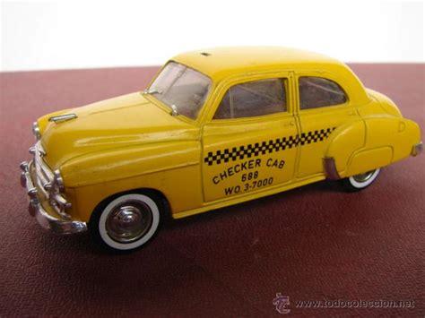 chevrolet checker taxi new york chevrolet 1950 checker cab so comprar