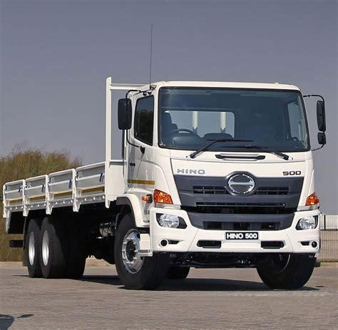 Truk Mixer Hino hino 500 wide cab 2836 mixer truck