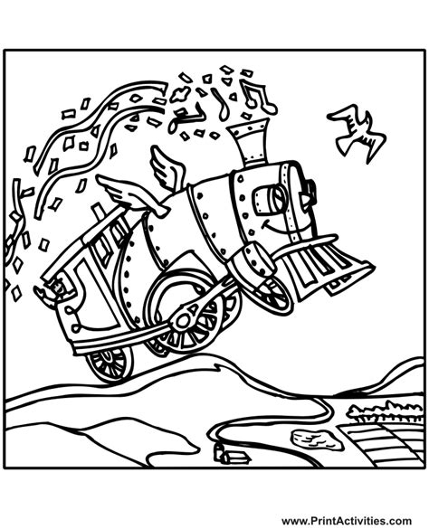 coloring page train engine train engine coloring page az coloring pages