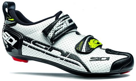 spin bike shoes with sidi s t 4 air carbon triathlon cycling shoes