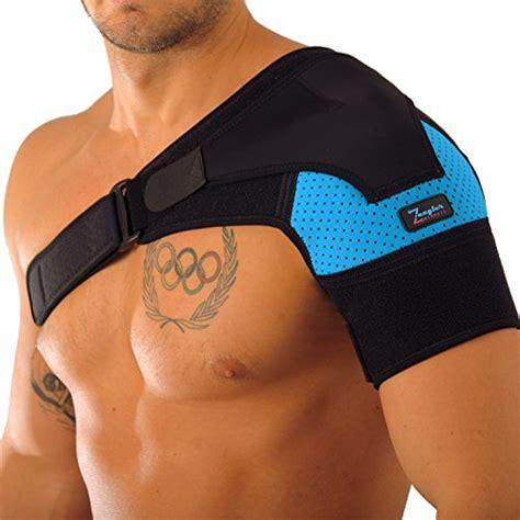 frozen shoulder hot compress shoulder brace by vive rotator cuff support for men