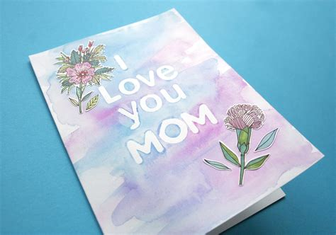 diy mother s day card diy crafted mother s day card do it yourself ideas and