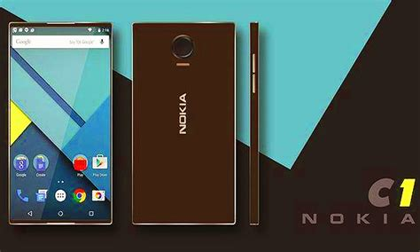 nokia android 2016 nokia android smartphone nokia c1 to be release in 2016