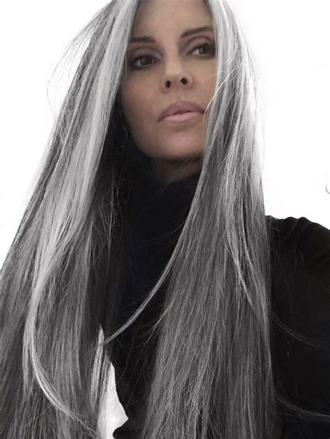 hair gray best 25 gray hair transition ideas on going