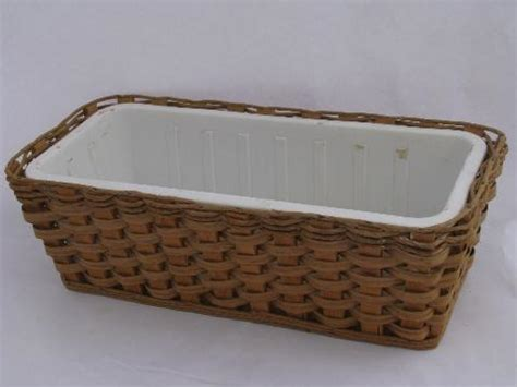 window box baskets american made kochbasket flower window box basket w heavy