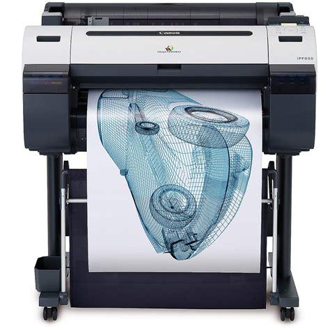 Printer Canon A1 canon ipf655 a1 wide printer