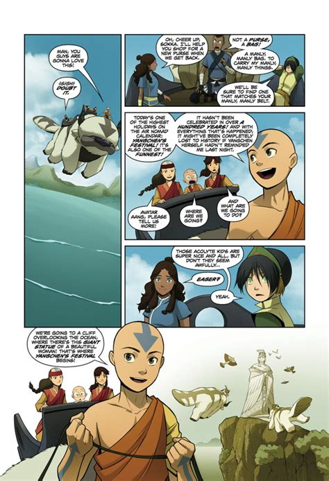 Y The Last Book Four 1 for 1 avatar the last airbender the rift 1 at tfaw