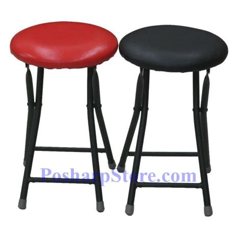 Diabetes Stools by Folding Stools With Black Color