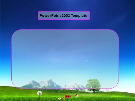 themes ppt 2003 how to create your own powerpoint 2003 templates