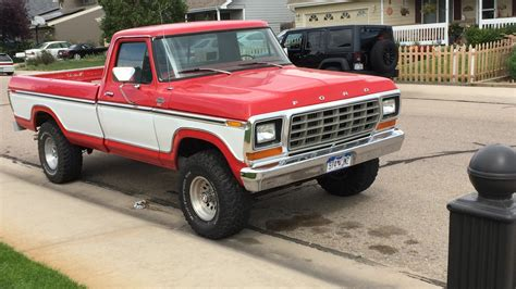79 ford for sale in colorado autos post