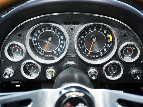 corvette dashboard corvette dashboard images