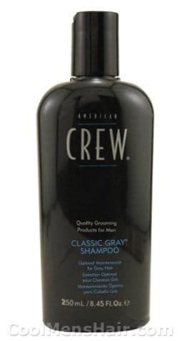 Product Review American Crew Classic Gray Shoo Cool | product review american crew classic gray shoo cool