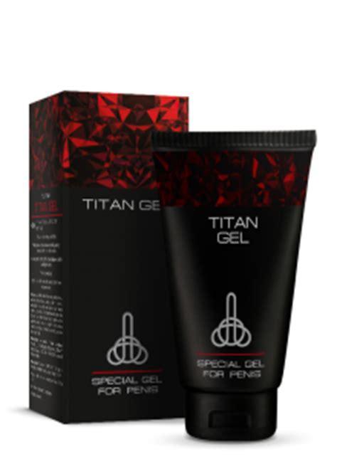 titan gel la crema per allungare il pene fino a 5cm il