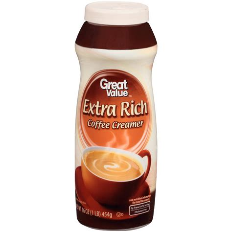 Great Value French Vanilla Coffee Creamer, 15 oz   Walmart.com