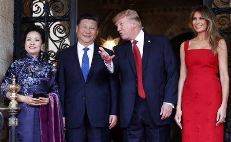 the first ladys trip to china the white house melania trump and china s first lady to visit local school