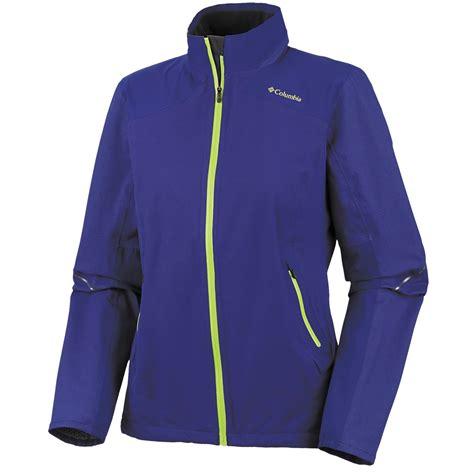 columbia sportswear flyin shell jacket waterproof