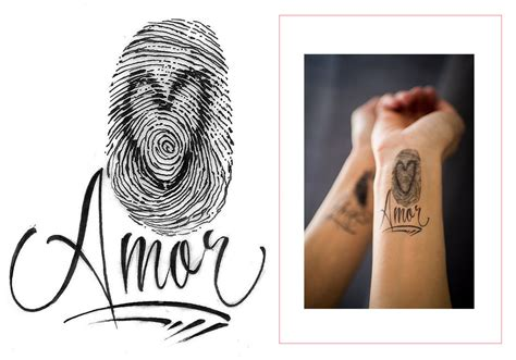thumbprint tattoo tattoo collections