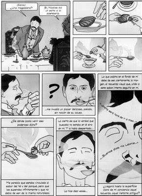 mélange: Proust para principiantes
