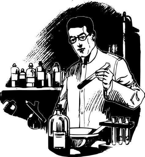 imagenes quimica blanco y negro imagenes sin copyright cient 237 fico en el laboratorio con