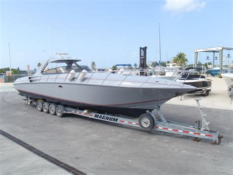 fountain boats 48 express cruiser for sale 2008 fountain 48 express cruiser for sale