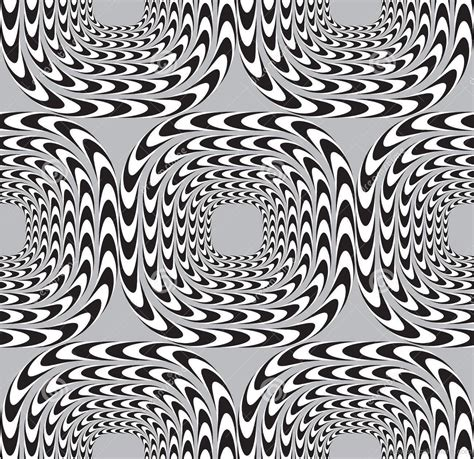 optical pattern vector background illusions page 5