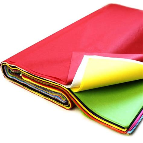 Craft Tissue Paper Wholesale - tissue paper sheets assorted pk480 bright ideas crafts