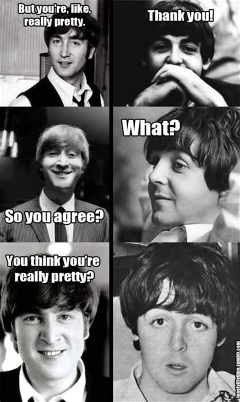 The Beatles Meme - top 10 beatles memes wayvs