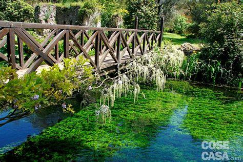 giardino ninfa giardino di ninfa alla scoperta delle piante cose di casa