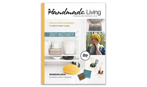 Handmade Living - handwerkboeken handmade living het wolhuis
