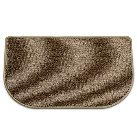 berber kitchen rugs berber 30 inch x 18 inch kitchen slice rugs www bedbathandbeyond