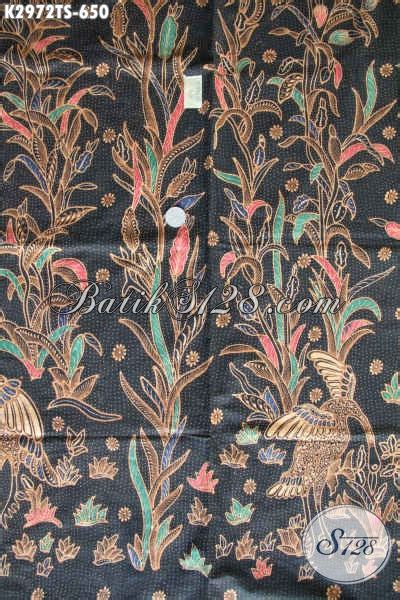 Batik Asli Danar Hadi keunikan dari batik tulis asli toko batik 2018