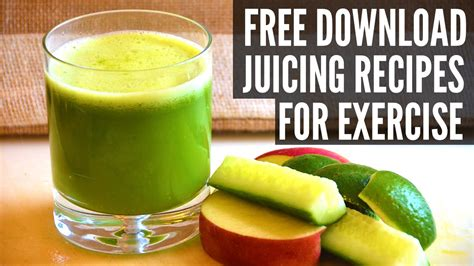 printable recipes for juicing free download printable juicing recipes for exercise